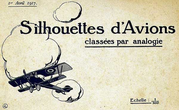 silhouettes avions 1